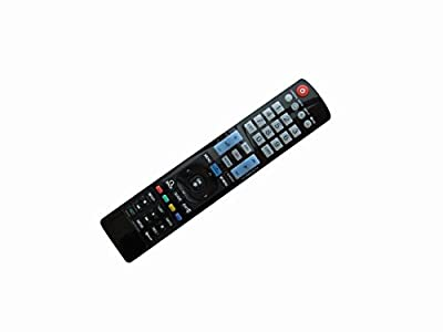 Replacement Remote Control Fit For LG 49UF6430-UB 55UF6430-UB 50UF8300 43UH6030 49UH6030 Smart 3D Plasma LCD LED HDTV TV