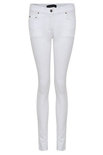 WOMENS STRETCH JEGGINGS LEGGINGS TROUSERS