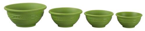 Prep Bowls, Set of 4, Palm ()