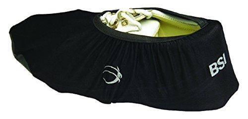 BSI Lycra Shoe Covers, Large, Black by BSI