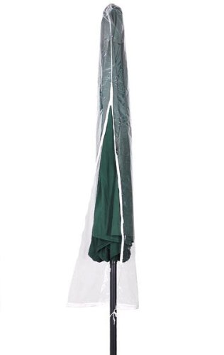 13 Foot Transparent And Water Proof Patio Umbrella Cover