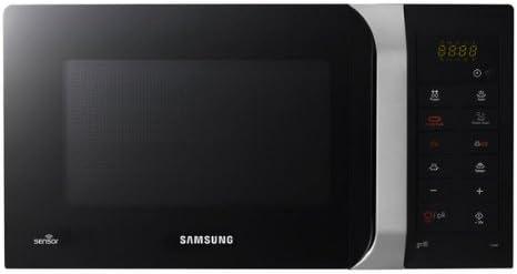 Samsung GS89F-1SP 23L 800W Negro, Plata - Microondas (23 L, 800 W ...
