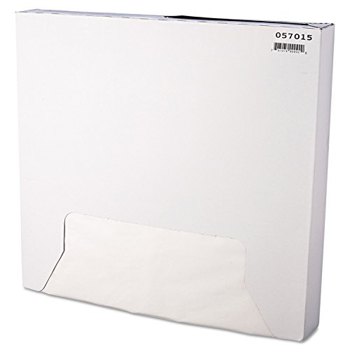 Bgc 057015 Grease-Resistant Paper Wrap & Liner, White – 15 x 16 in.