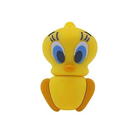 Quace 8 GB Cute Duck USB Flash Pen Drive Pen Drives at amazon