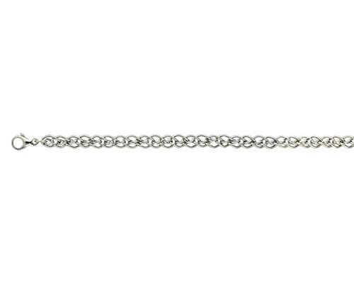 9 ct or blanc Corinthian 40,6 cm/Collier 40 cm