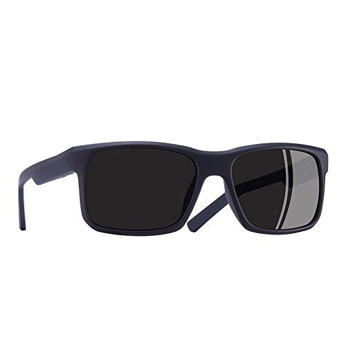 C2 Googles polarizadas de C4 TIANLIANG04 de sol de Moda Cuadrado macho Gafas Bastidor TR90 gafas Hombres matices CqCaUwF