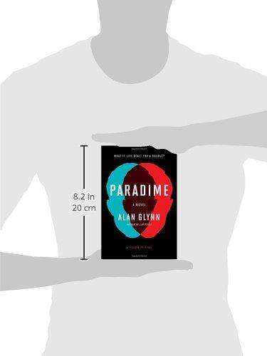 Amazon paradime a novel 9781250061829 alan glynn books fandeluxe Choice Image