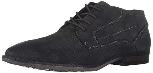 Kenneth Cole REACTION Men's Grove Chukka Boot, Dark Grey, 9.5 M US