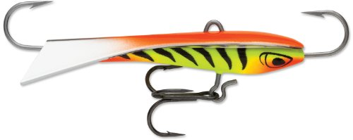 Hot Snap - Rapala Snap Rap 8 Fishing Lure, Hot Tiger, 3-1/8-Inch