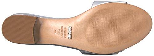 Schutz Sandal mujer de Slide Prata Elke gPRq4