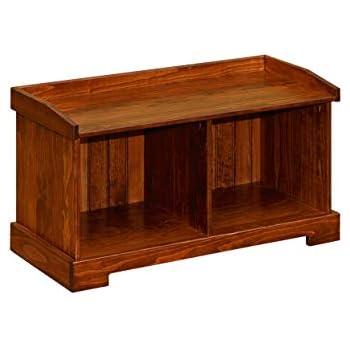 Amazon Com Peaceful Classics Wooden Entryway Storage