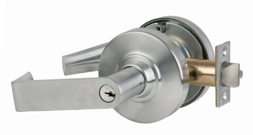 Schlage ND95PD-RHO-626 Grade 1 Classroom Intruder/Security Satin Chrome Finish, 2-3/4
