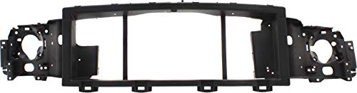 Header Panel Compatible with FORD F-SERIES SUPER DUTY 1999-2004 Grille Opening Panel Thermoplastic and Fiberglass