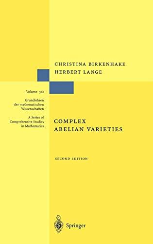 Complex Abelian Varieties