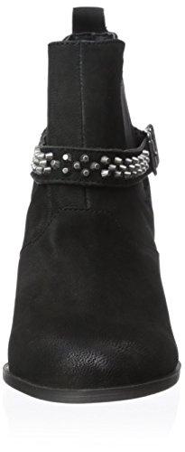 Steve Madden Steven by Women's Selinna Boot Black Leather pocbXDh8DR