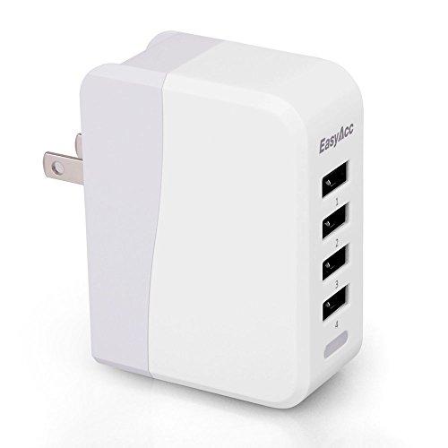 EasyAcc-20W-4-A-4-Port-USB-Wall-Charger