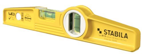 (Stabila 25100 10-Inch Die-Cast Rare Earth Magnetic Level)
