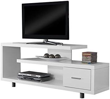 Soporte de TV de 152 cm, diseño inspirado en arte decorativo con ...