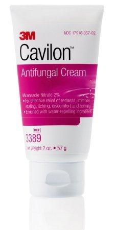 3M Health Care 3389 Cavilon Antifungal Cream, 2 oz. Tube (Pack of 24)