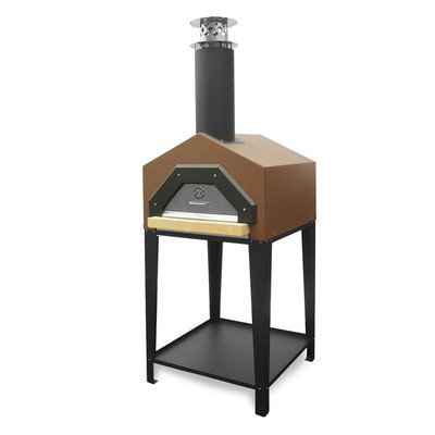 Americano Pizza Oven on Stand Color: Terra Cotta by Chicago Brick Oven