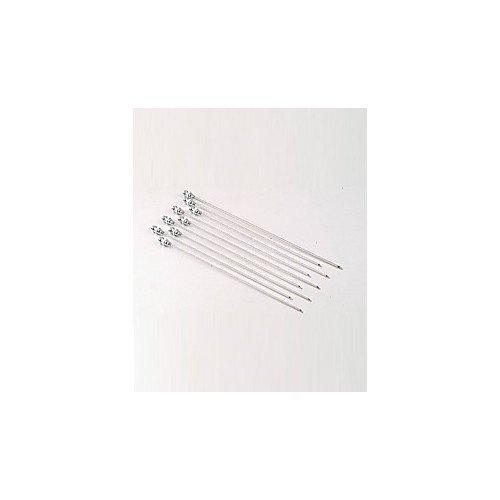 1.5 Hole Diameter Silicon Carbide Osborn 77270SP NovoFlex Honing Tool 1.75 Item Diameter 1200 rpm 0.25 Shank Diameter