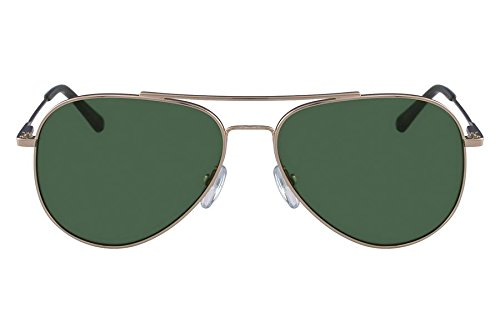 Óculos De Sol Ck Ck18105S 717/57 Dourado/verde