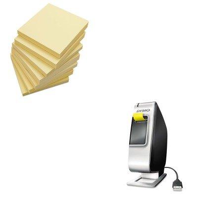 KITDYM1768960UNV35668 - Value Kit - Dymo LabelManager PnP Label Printer (DYM1768960) and Universal Standard Self-Stick Notes (UNV35668)
