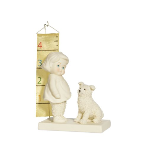 Department 56 Snowbabies Classics Almost Grown Up - Fab Dog Designer