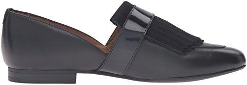 Gh Bass & Co. Kvinners Harlow Spisse Tå Flat Black 1