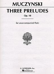 robert muczynski preludes - 4