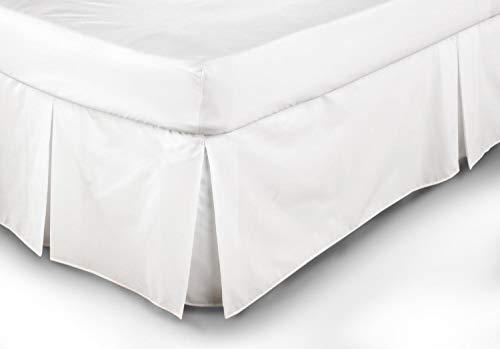Jansons Direct Linens 400 Fils Simple pli Coton égypcravaten Oxford Housse de Couette lit King Taille Taille en Thym Vert