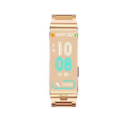 - Fitness Tracker Blood Pressure Heart Rate Monitor Smart Watch Sports Bracelet