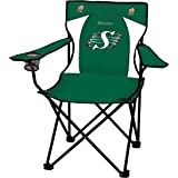 CFL Saskatchewan Roughriders Adult Folding Chair