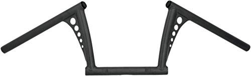 Roland Sands Design 1'' Black-OPS 7-1/2'' Vintage Short Stack Handlebar 0173-1830-TBP by Roland Sands Design