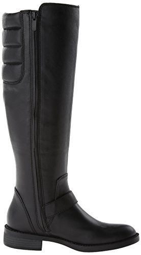Enzo Angiolini Womens Susig Motorcycle Boot Black bxbsszlN