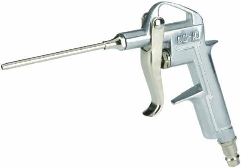 Aire comprimido ausblaspistole seguridad presión pistola aire sin acoplamiento con conector