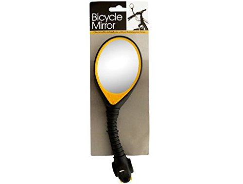 K&A Company Mirror Adjustable Bicycle View Bike Case of 72