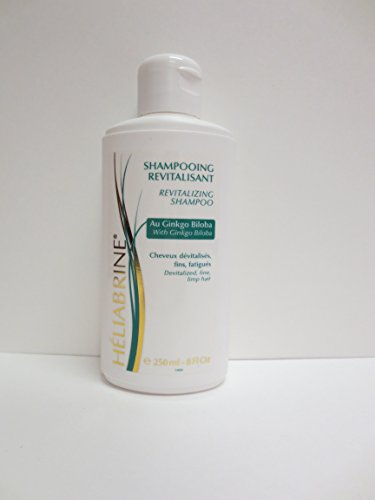 (Heliabrine Revitalizing Shampoo Top Rated Shampoo For Your Hair With 100% Natural Ingredients Treat Your Hair With Its Nutrients It Needs To Look Great. GUARANTEED!)