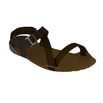 Xero Shoes Barefoot-inspired Sport Sandals - Z-Trek - Men - Mocha/Coffee Bean 6 M US