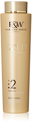 Fair & White 2: Gold Revitalizing Body Lotion with 1.9% Hydroquinone, 500ml / 17.6fl.oz ()