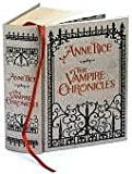 """The Vampire Chronicles - Interview with a Vampire, Vampire Lestat and the Queen of the Damned (Leatherbound Classics)"" av Anne Rice"