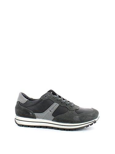 IGI&Co 16724-grigio - Zapatos de cordones de Piel para hombre gris