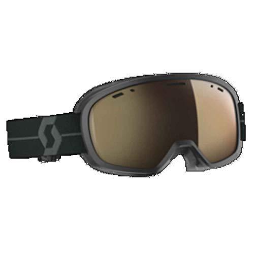 Scott Sports Goggle Muse Pro Light Sensitive (Black/Gray Light Sensitive Bronze)