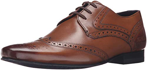 Ted Baker Men's Hann 2 Oxford, Tan, 10 M US
