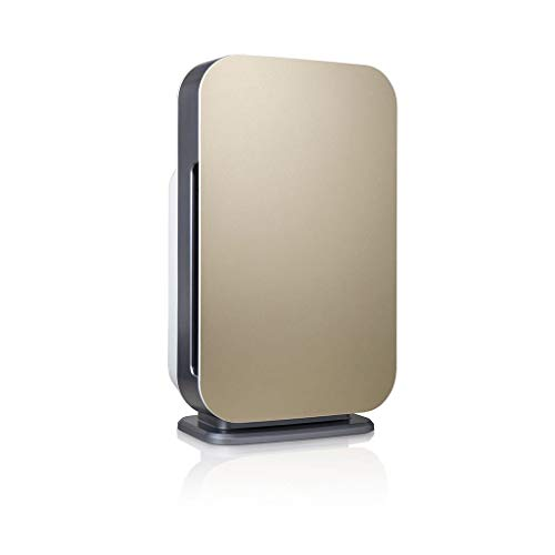 Cheap Alen BreatheSmart 45i HEPA Air Purifier with Pure Filter for Allergies and Dust in Champagne Gold