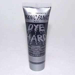 Manic Panic - Temporary Hair Colour Styling Gel - Dye Hard S
