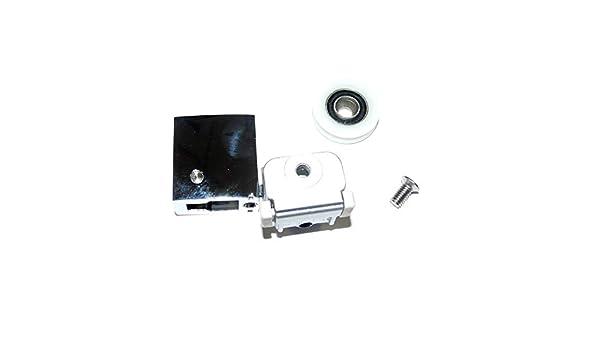 ROCA Soportes Cortos Rodamiento Recambio - Mampara Easy: Amazon.es: Electrónica