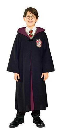Price comparison product image Deluxe Harry Potter Robe Costume - Medium