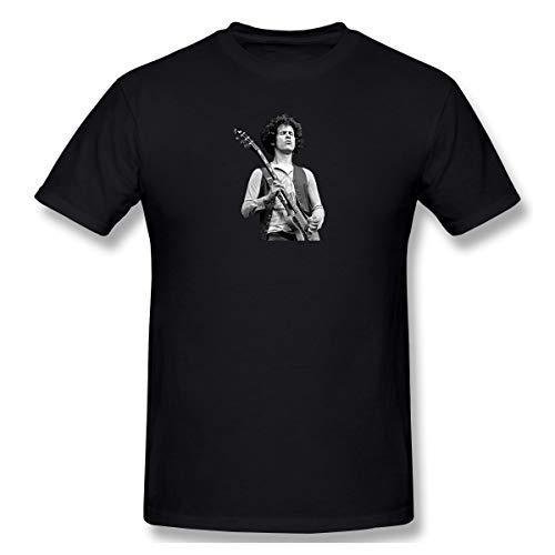 HOODER Men's Omar Rodriguez-Lopez Restoring Ancient Ways Black T Shirt M