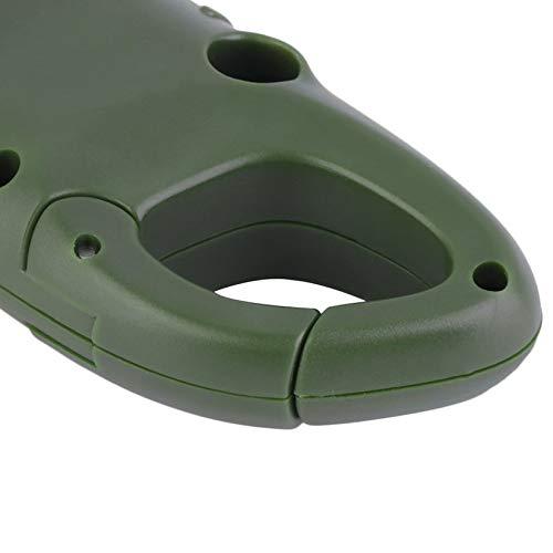 Livraison gratuite Vert arm/ée Lampe de poche LED rechargeable /à main /à manivelle dynamo /à /énergie solaire dynamo